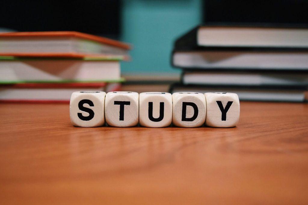 Cómo programarse la sesión de estudio